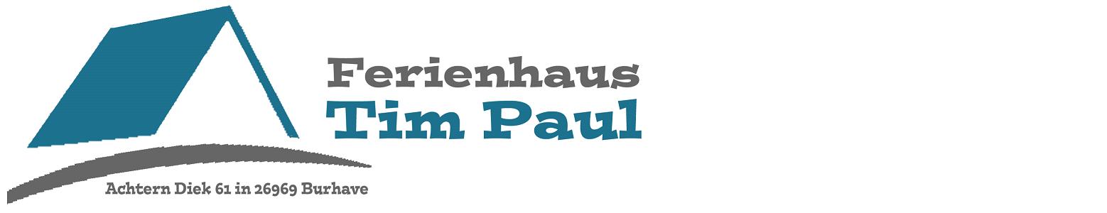 Ferienhaus Tim Paul