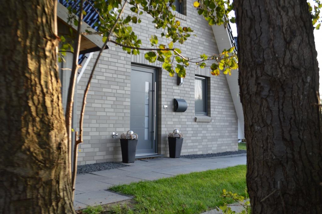Eingang Ferienhaus Tim Paul